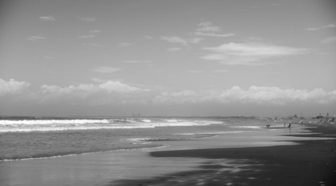始発で江ノ島