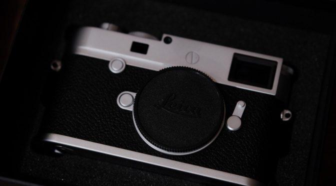 Leica M10-Pを買いに行こう