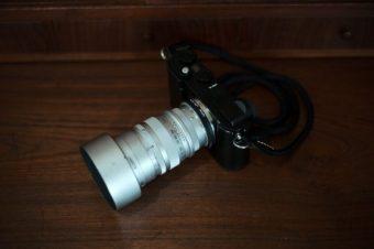 Leica CL用マウントアダプタ