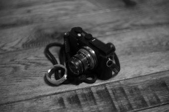 Leica CLとOUFROとアレ