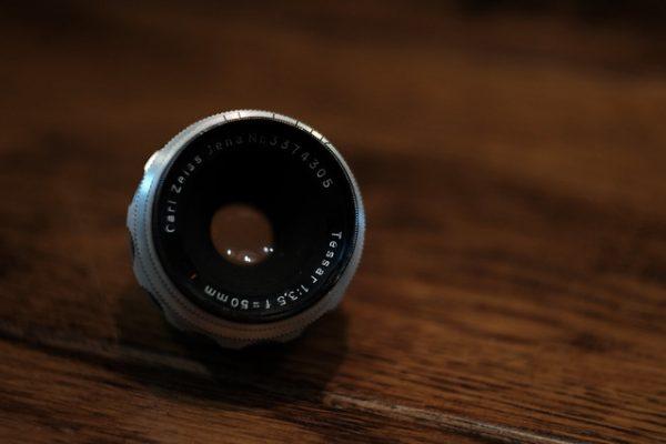 Carl Zeiss Jena Tessar 50mm F3.5