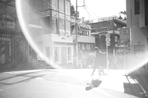 Harajuku backlight