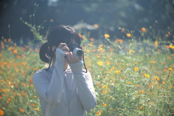 Photographer wife