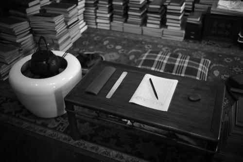 souseki's desk