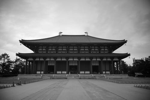 Kohfukuji Central Golden Hall