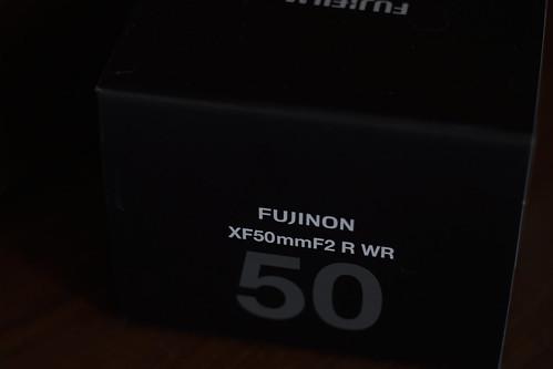 XF50mmF2 R RW
