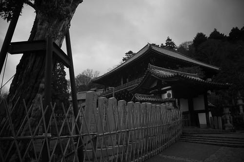 Todai-ji Temple Nigatsudo