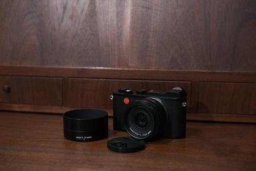 Leica CL & Summicron-TL f2/23mm ASPH