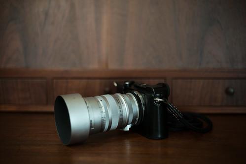 Leica CL & Summarex