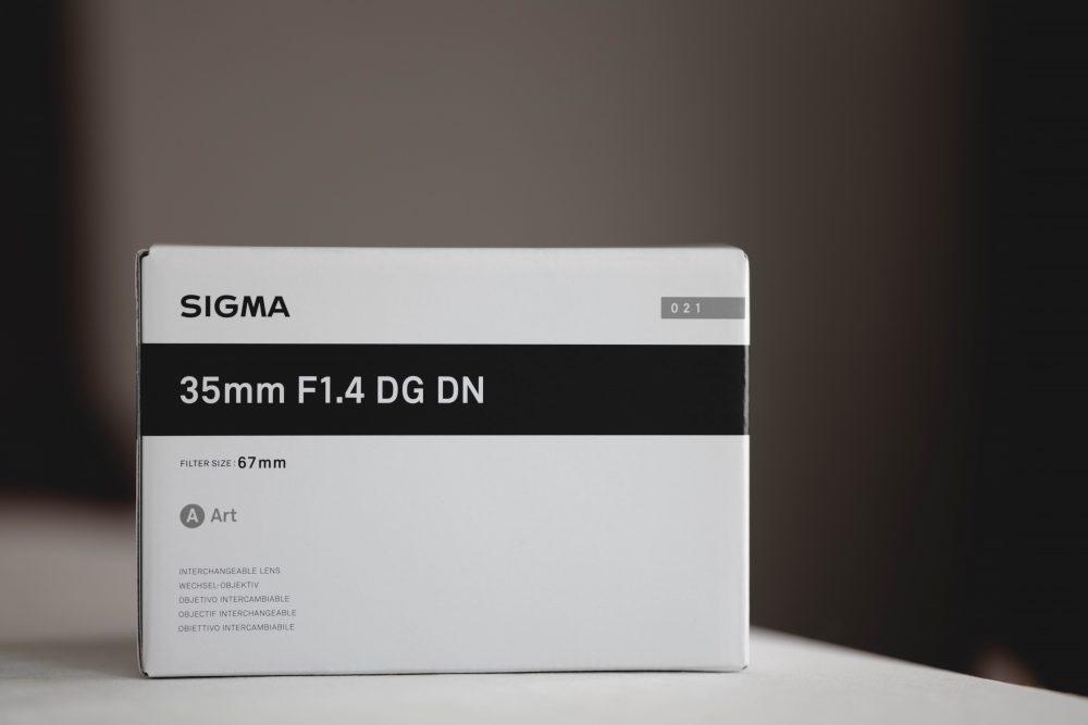 35mm F1.4 DG DN | Art 021